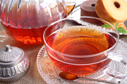 Black Soybean Rooibos Tea